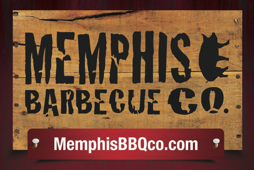 Memphis Barbecue Company is one of the best barbecue restaruans around. If you are in the Memphis area it is must stop!