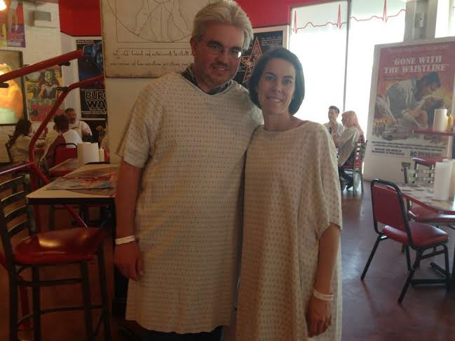 The heart attack grill in Las Vegas