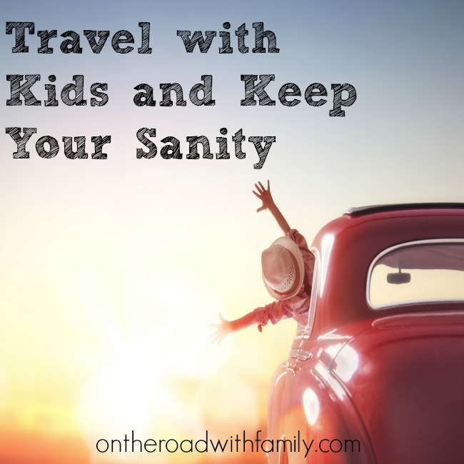 How to get through long car rides with kids