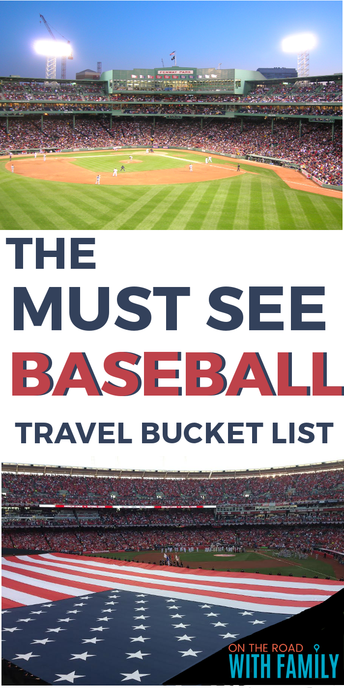 If you love baseball you have to have a baseball travel bucket list to see in your lifetime. This is a great list.