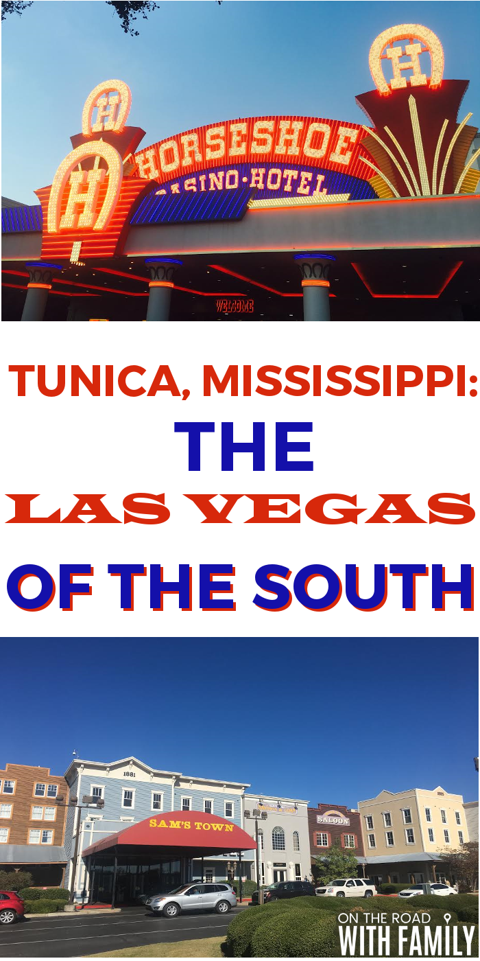 Tunica, Mississippi: The Las Vegas of the South