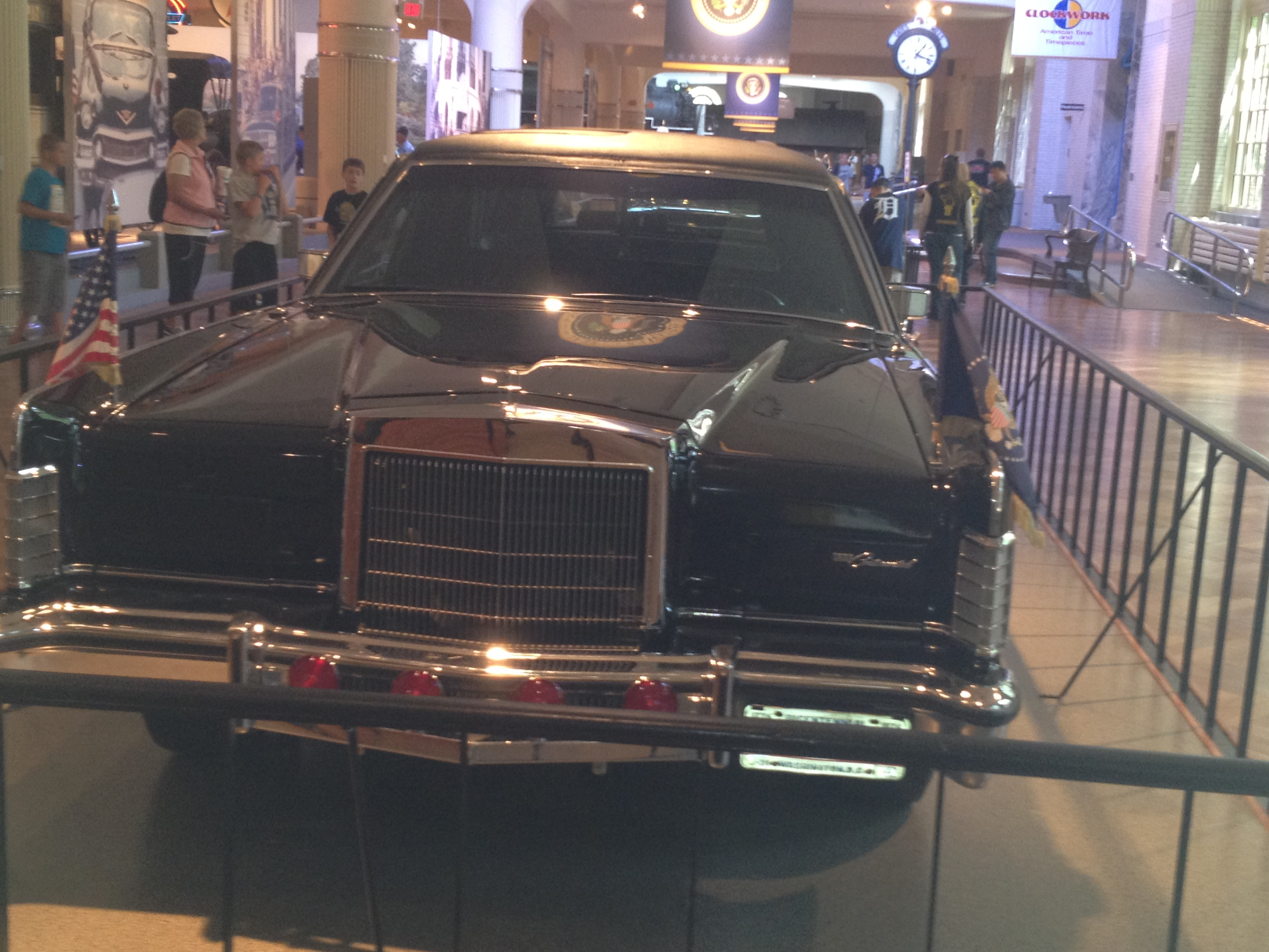 Review of the Henry Ford Museum