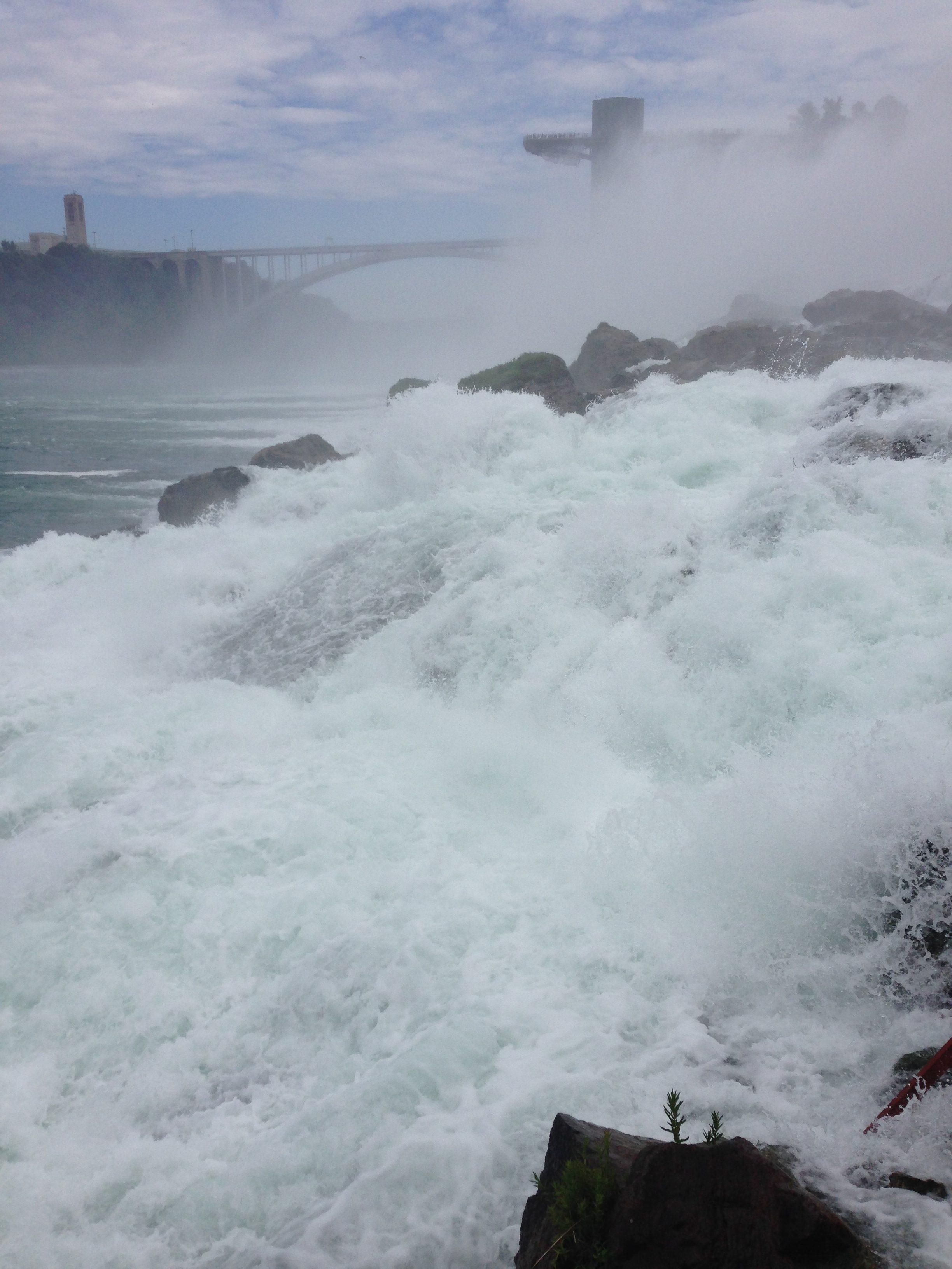 A Weekend in Niagara Falls