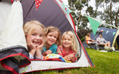 Things to take on your next camping trip